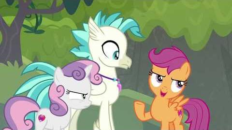 MLP FiM Music Your Heart Is in Two Places HD