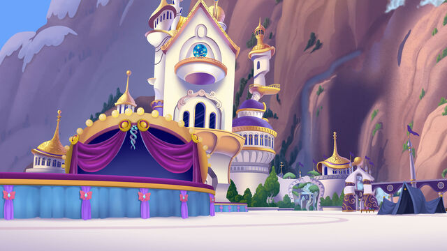 File:MLP The Movie background art - Friendship Festival stage side.jpg
