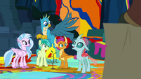 "Ocellus ""together right above this spot!"" S9E3"