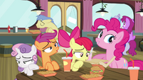 "Pinkie Pie ""Nevermind, they're gone"" S4E15"