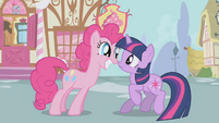 Pinkie Pie awesome face S01E03