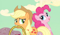 Pinkie Pie pickle barrel 2 S2E14