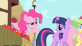 Pinkie Pie with an apple S1E20.png