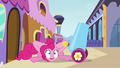 Pinkie with her party cannon S3E01.png