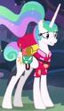Princess Celestia vacation attire ID S9E13
