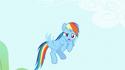 Rainbow Dash ear error S4E18