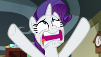 "Rarity ""everypony keep harping on that"" S9E19"