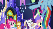"Rarity ""they're my favorite too!"" S5E3"