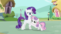 Rarity how did you S3E11