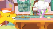 S01E22 Pan Cake odbiera gotowe wypieki