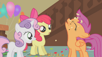 Scootaloo Fail S1E12