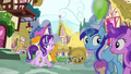 Starlight walking through Ponyville S6E6.png