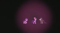 Starlight walks up to Twilight and Stygian S7E26