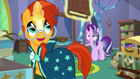 "Sunburst ""I suppose I'm just surprised"" S7E24"