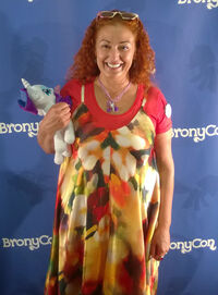 Tabitha St. Germain - BronyCon 2014