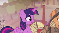 "Twilight ""it's so good to see you!"" S5E25"