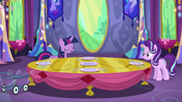 Twilight --well, the whole point is for you to bring a new friend-- S06E06