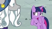 "Twilight Sparkle ""I don't think I can"" S7E25"