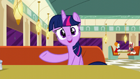 "Twilight Sparkle ""a pretty big deal"" S6E9"