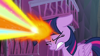 Twilight accepting a lot of magic S8E26