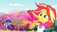 'Embrace the Magic' Music Video ✨ MLP Equestria Girls MusicMonday
