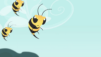 Bees readying stingers S4E16