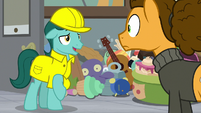 "Factory Pony ""it was just a bit..."" S9E14"