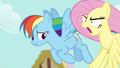 """Fluttershy shouting """"peeved"""" S6E11.png"""
