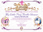 MLP RoyalWedding Invite Repurposed 4.9.12