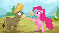 Pinkie Pie check yourself S2E18