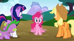 Pinkie vibrating S01E15