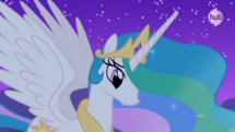 Princess Celestia From Magical Mystery Cure