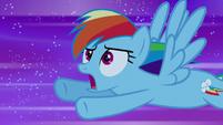 Rainbow Dash -what the-!- S5E13