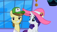 Rarity Hayseed Turnip Truck S2E09
