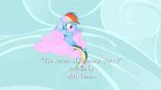 S02E01 Discord - Rainbow w chmurze z waty cukrowej