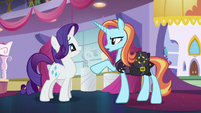 "Sassy Saddles ""run everything following your rules"" S5E14"