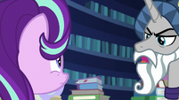 Star Swirl -wanted more power than he had- S7E26