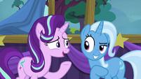 Starlight Glimmer --what are friends for--- S6E6