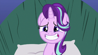 Starlight Glimmer grinning nervously S7E4