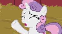 Sweetie -too scared to tell me who he is!- S8E10
