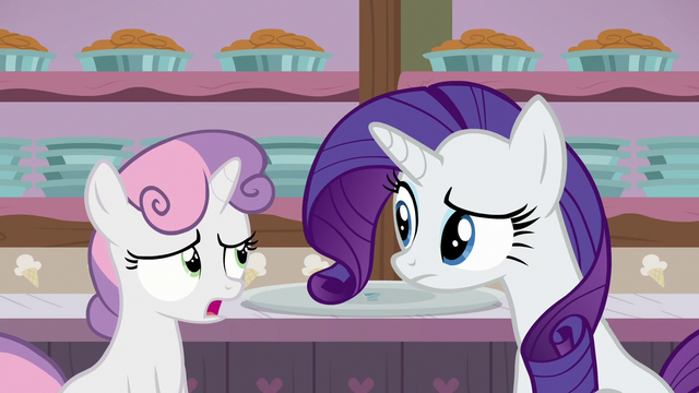 """File:Sweetie Belle """"still a little hungry, though"""" S7E6.png"""