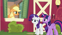 "Twilight ""get somepony else in your family to take over"" S6E10"
