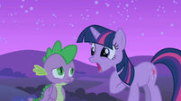 Twilight -I was so worried about you- S1E24