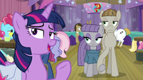 Twilight Sparkle explaining rule 37.2C S9E16