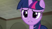 Twilight Sparkle resigned --perfect-- S6E9