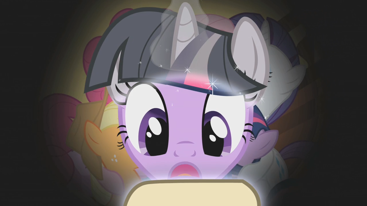 Imagen - Twilight starts regaining color S2E02.png | My Little Pony ...