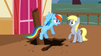 201px-Derpy Hooves Shocked S2E14