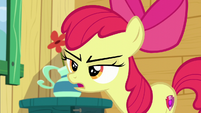 "Apple Bloom ""This is ridiculous!"" S6E4"