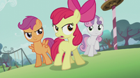 Apple Bloom -Don't listen to her!- S5E18