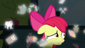 Apple Bloom surrounded by floating cutie marks S5E4.png